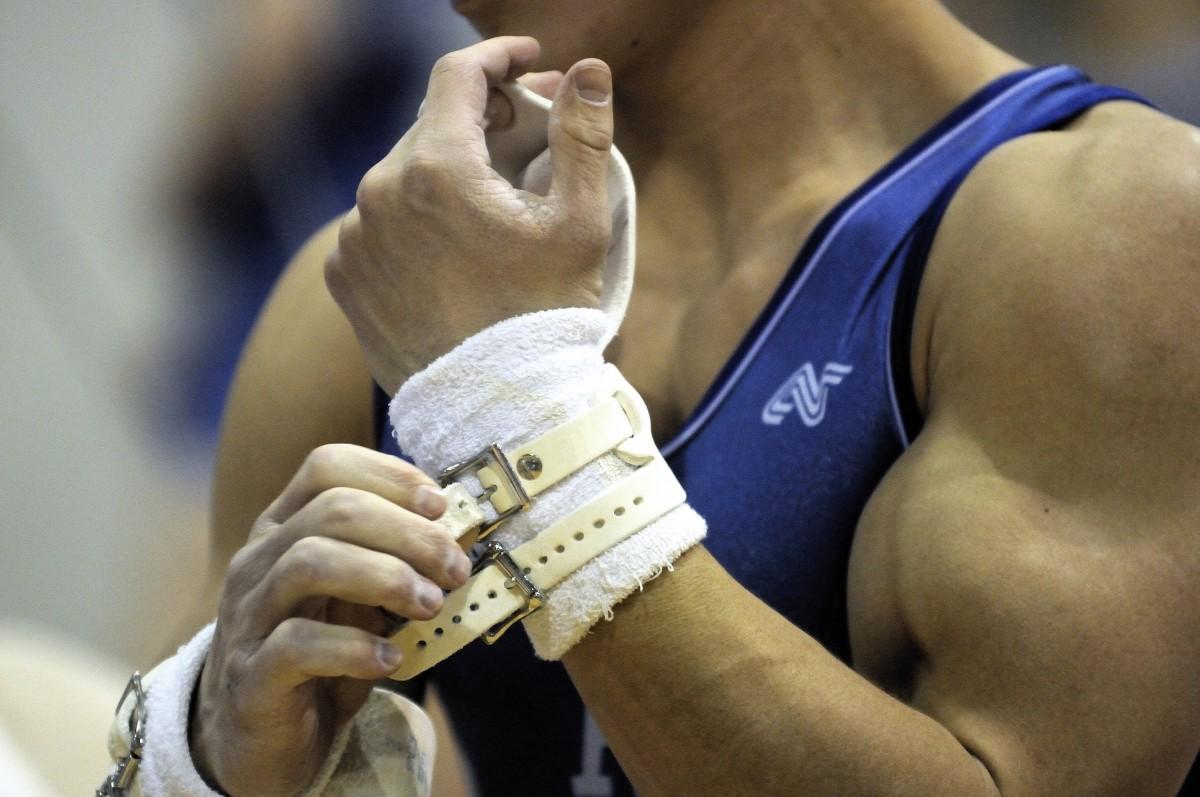 La ilusión de tamaño en un cuerpo definido – Gimnastas en las olimpiadas.