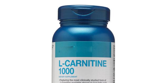 carnitina-suplemento