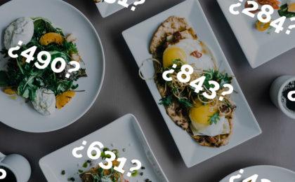 Cómo comer sin contar calorías