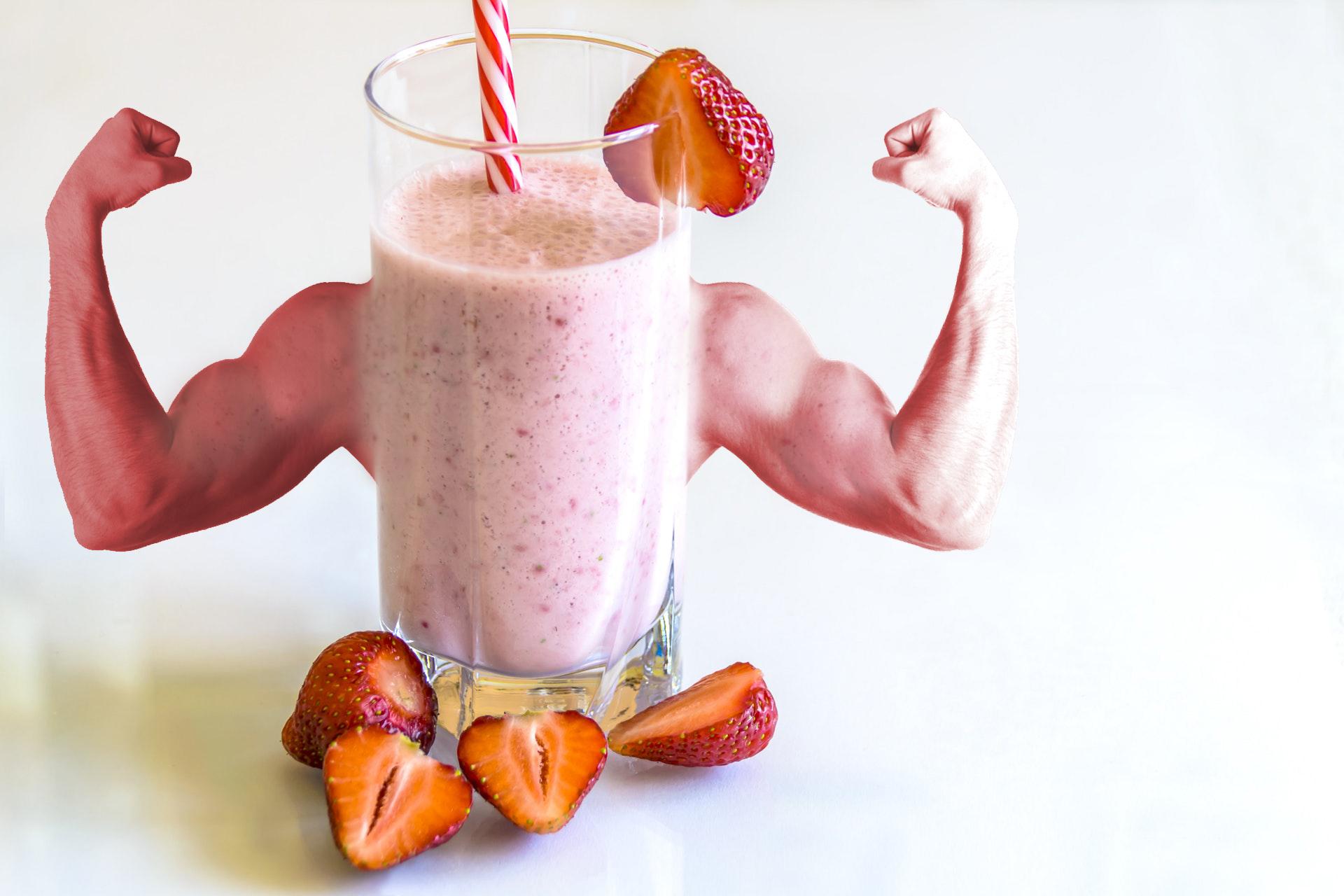 Batidorama, Tu Guía Para Preparar Batidos Nutritivos Para Ganar Músculo Sin Perder Tiempo