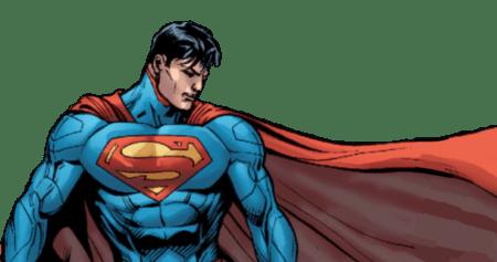 pecho superman