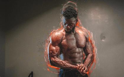 cómo ganar masa muscular siendo vegano