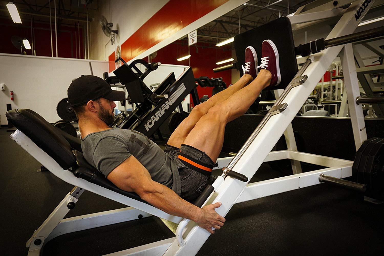 entrenar piernas con oclusion