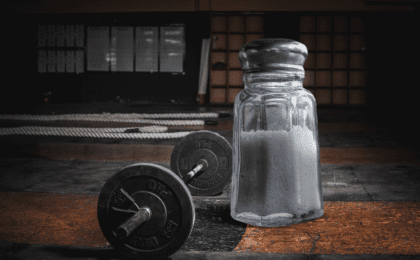 la sal engorda
