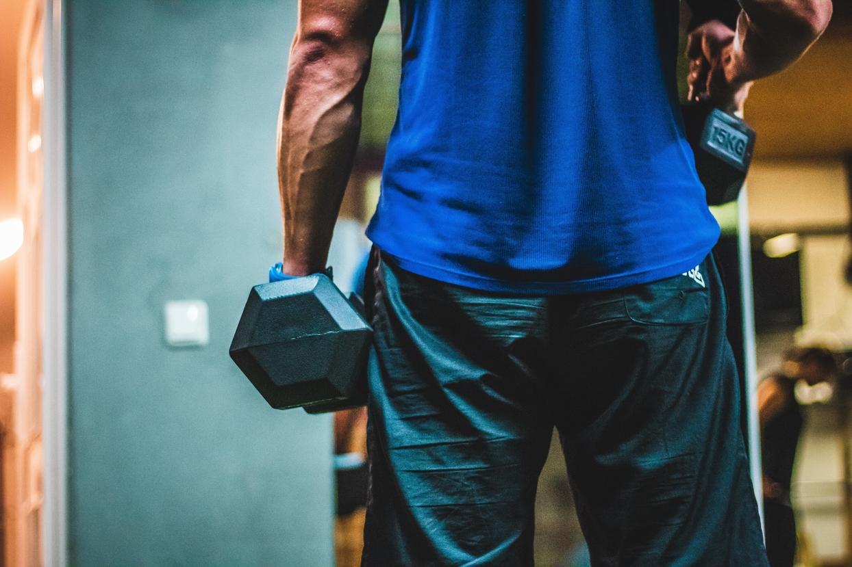 Por Qué Los Sets Antagonistas Emparejados Son Súper Efectivos En El Gym