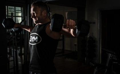 Cuantas veces a la semana se debe entrenar el mismo grupo muscular