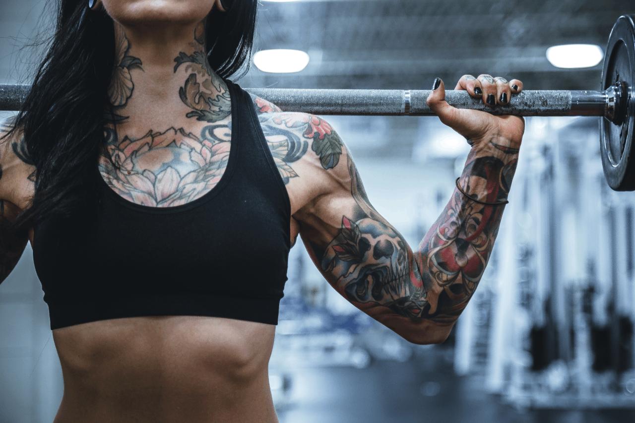Los Sorpresivos Efectos Que Los Tatuajes Tienen En Tu Salud y Desempeño Físico