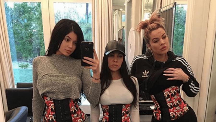 kardashians entrenadores de cintura