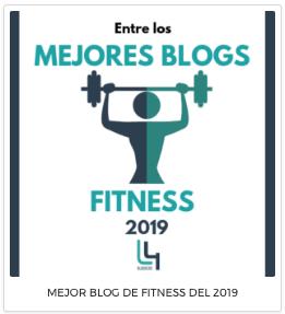 mejores blogs de fitness de 2019