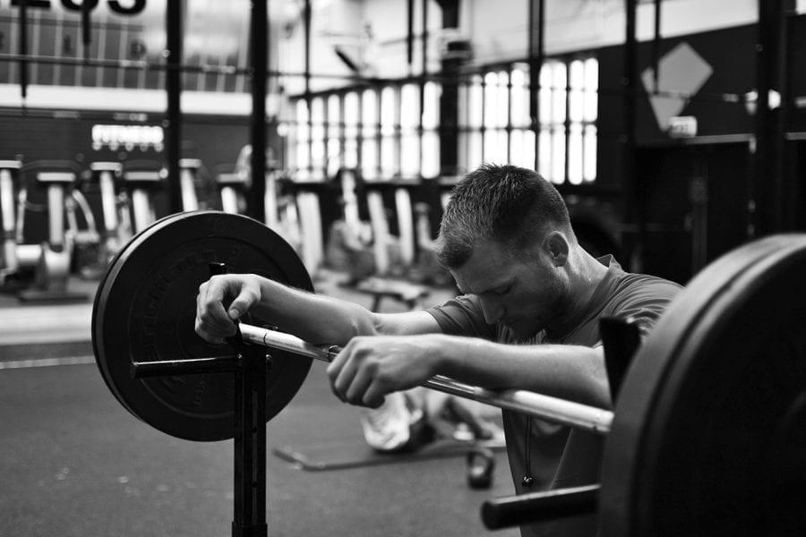 El estrés afecta la ganancia muscular
