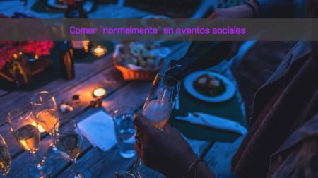 como comer normalmente cuando sales con tus amigas comida trampa fase 1 origen mujeres