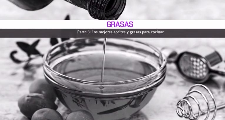 los mejores y peores aceites para cocinar fase 1 origen mujeres