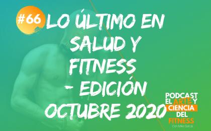 salud y fitness octubre 2020