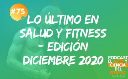 lo último salud y fitness diciembre 2020