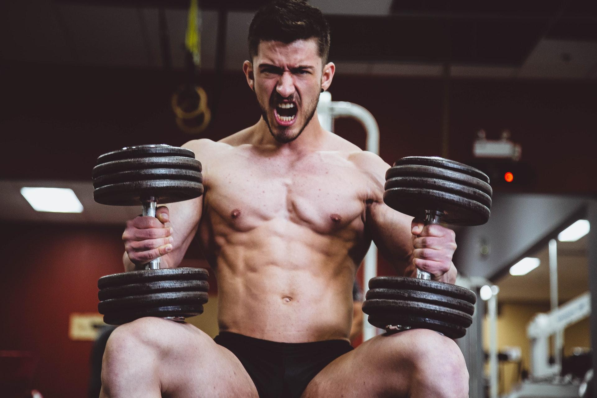 Hiperventilación En El Fitness: Mejor Que Un Suplemento