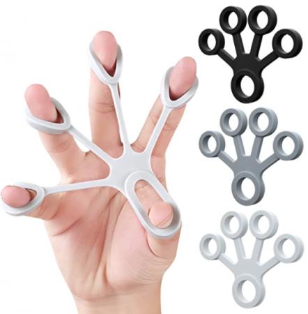 ligas para entrenar dedos